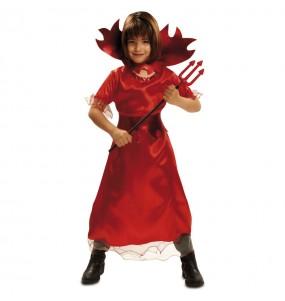 Déguisement Diablesse Rouge bébé