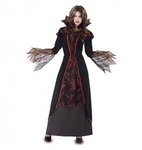 Déguisement Vampiresse Royale Halloween
