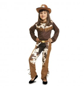 Déguisement Cowgirl Western