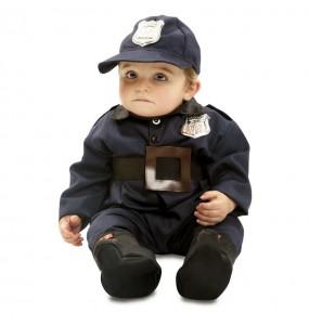 Déguisement Police Bébé