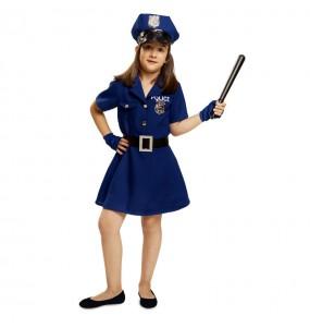 Déguisement Policier Fille