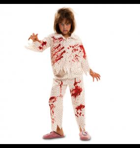 Déguisement Zombie Somnambule Fille