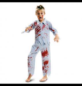 Déguisement Zombie Somnambule Garçon