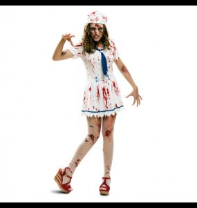 Déguisement Marinière Zombie
