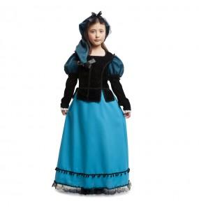 Déguisement Dame Belle Époque Goya pour fille