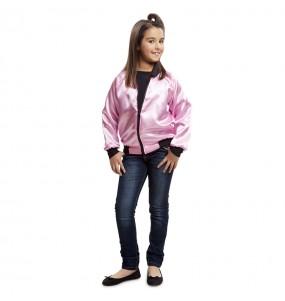 Déguisement Pink Lady Enfant
