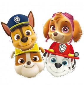 Pack masques Paw Patrol®