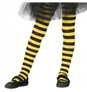 Collants abeille pour filles