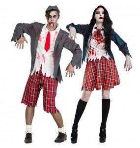 Déguisements Écoliers Zombies