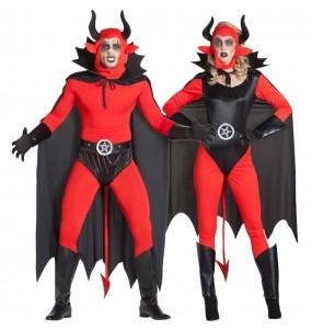 Déguisements Diables Lucifer