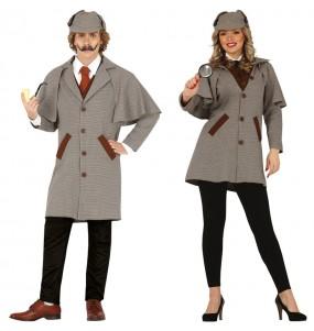 Déguisements Detectives Sherlock Holmes