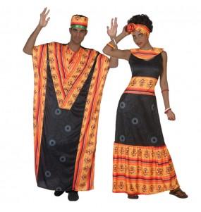 Déguisement Africains