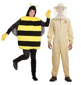 Déguisement Apiculteur et abeille