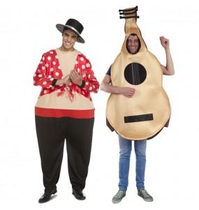 Déguisements Flamenco Drôles