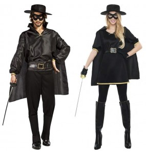 Déguisements Bandits Le Zorro