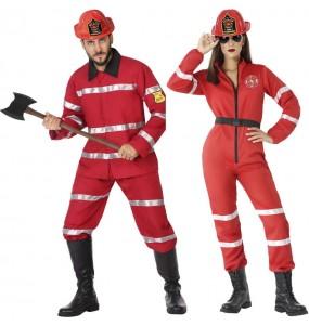Déguisements Pompiers chef
