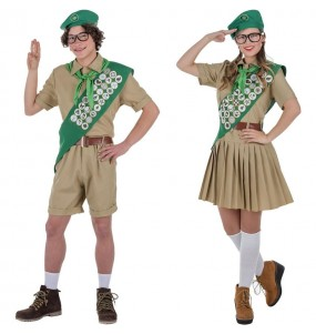Déguisements Boy Scouts