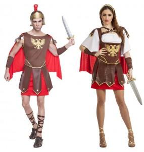 Déguisements Soldats Romains