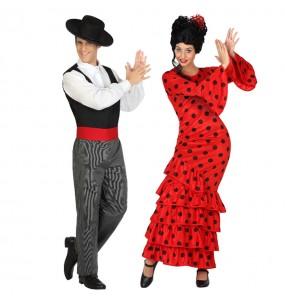 Déguisements Cordouans Flamenco