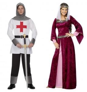 Déguisements Croisés Médiévaux