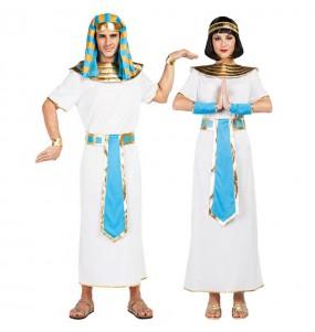 Déguisements Égyptiens Bleus