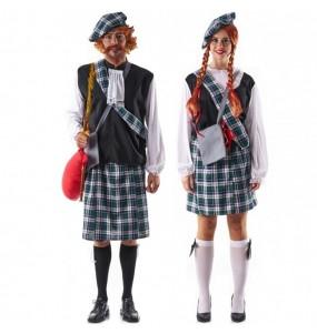 Déguisements Écossais Celtes