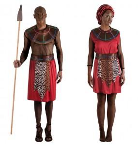 Déguisements Guerriers Maasaï