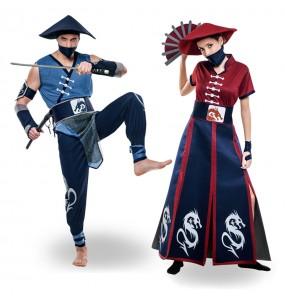 Déguisements Guerriers Ninja