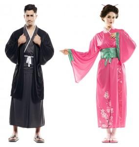 Déguisements Japonais