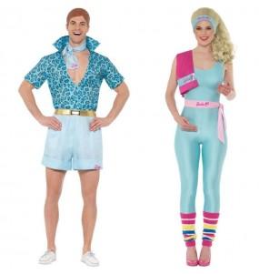 Déguisements Barbie et Ken