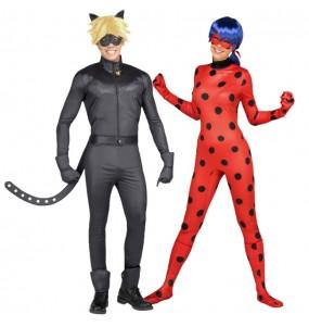 Déguisements Ladybug et Chat Noir