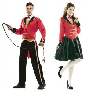 Déguisements Présentateurs du Cirque