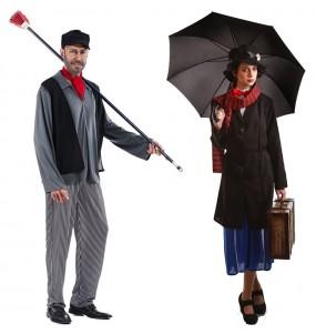Déguisements Mary Poppins et Ramoneur