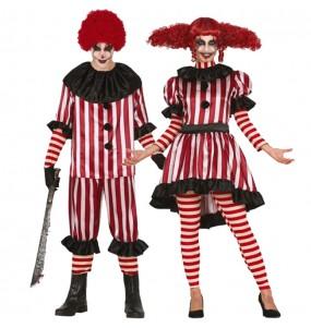 Déguisements Clowns Terreur
