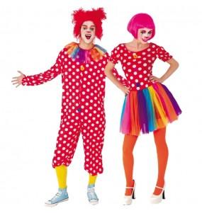 Déguisements Clowns Boutons