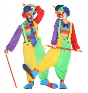 Déguisements Clowns du Cirque