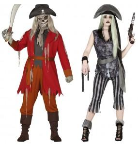 Déguisements Pirates Fantômes