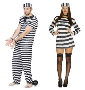 Déguisements Prisonniers