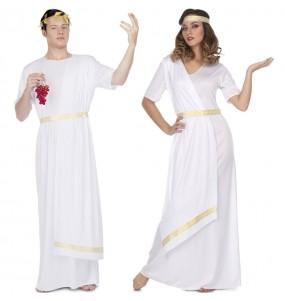 Déguisements Romains Blancs