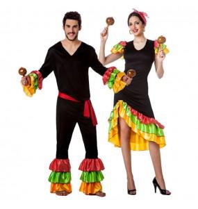Déguisement Danseurs Rumba Salsa