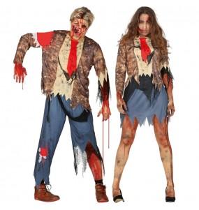 Déguisements Zombies Morts Vivants