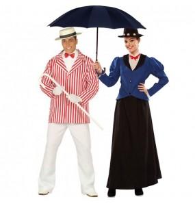 Déguisements Wert et Mary Poppins