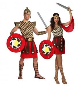 Déguisements Guerriers Romains Spartiates