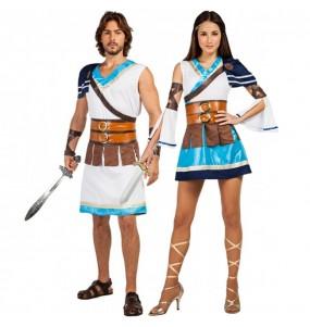 Déguisements Guerriers Grecs