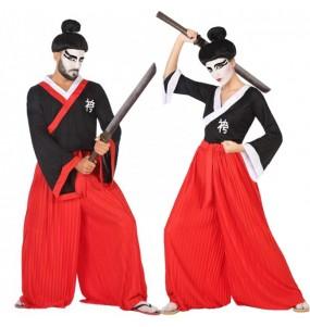 Déguisements Guerriers Samouraïs
