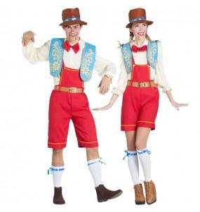 Déguisements Pinocchio marionnettes