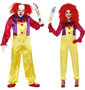 Déguisements Clowns Assassins