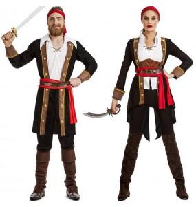 Déguisements Pirates Capitaine Crochet