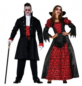 Déguisements Vampires Sombre