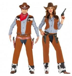 Déguisements Cowboys Shérifs